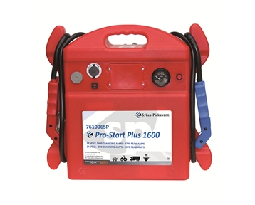 761006SP - PRO-START PORTABLE BOOSTER 1600/800CA